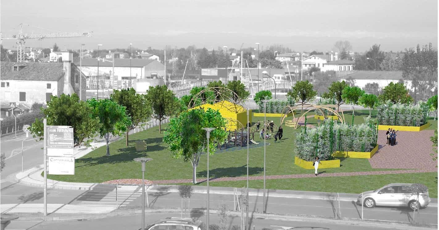 temporary green un parco temporaneo a ca'savio 3